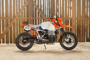 "Das BMW Concept-Bike ""Lac Rose"""